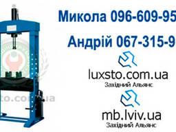 Пресс гидравлический, прес гідравлічний oma 660 15т