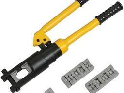 Пресс гидравлический ручной для кабельных наконечников ассор
