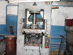 Пресс гидравлический У2706.082
