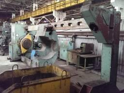 Пресс горизонтальный ПА6738 ус630тонн.