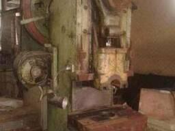 Пресс К116 ус.63т.с. электромеханика рабочее состояни