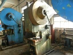 Пресс кривошипный КД2128 (усилие 63 тн)