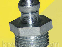 Пресс-масленок прямой DIN 71412A М6х0. 8