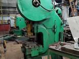 Пресс механический кривошипный К2130 (100 тс) - photo 2