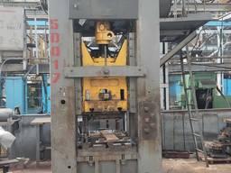 Пресс механический кривошипный КА264 (250 тс)
