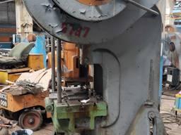 Пресс механический наклоняемый КВ235 (63 тс)