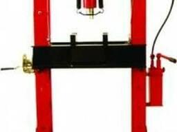 Пресс напольный гидравлический ручной 50000 кг