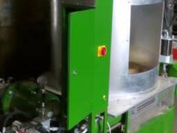 Пресс опилки стружка брикетирующий для изготовления брикетов