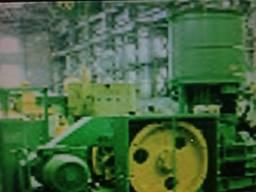 Пресс ПБУ Производительностью до 1500 кг/ч-торф.