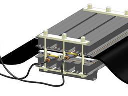 Пресс для стыковки конвейерных лент переносной ПСА-Р