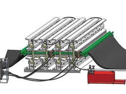 Пресс для стыковки конвейерных лент переносной тяжелый ПСТ