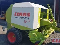 Пресс-подборщик Claas Rollant 255 RC