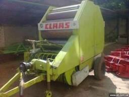 Пресс-подборщик рулонный Claas Rollant 62