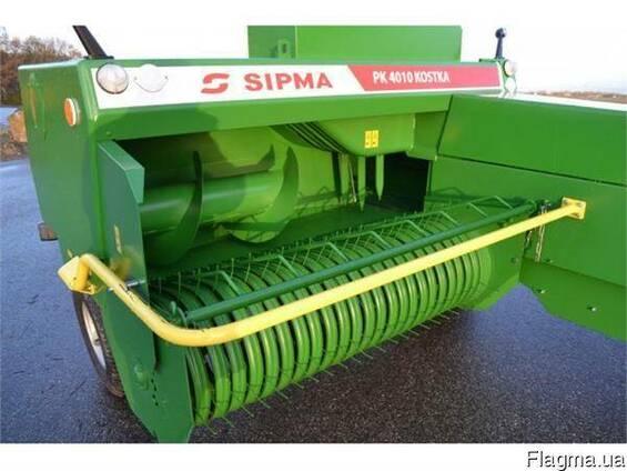 Пресс подборщик SIPMA PK 4000 Kostka