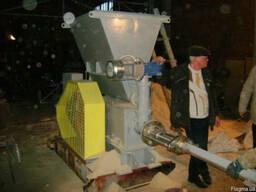 Пресс ударно-механический для производства биотоплива АП-450