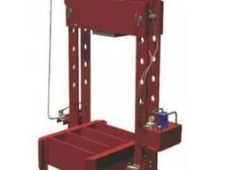 Пресс вертикальный гидравлическийЭнерпред