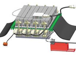 Пресс для стыковки конвейерных лент вулканизационный ПСШ2 М (шахтный)