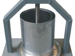 Прессы для сока винтовые Хлибпром на 10 и 15 литров