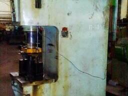 Прессы кривошипные и гидравлические (10-160т ус. ) - фото 1