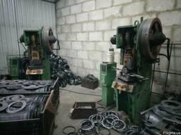 Прессы механичиские КД 21-22 усилием 16т