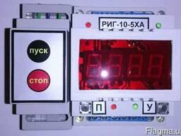 Прибор для измерения температуры РИГ-10-5-ХА