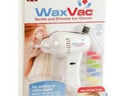 Прибор для удаления ушной серы Вакс Вак, ушечистка WaxVac - фото 2