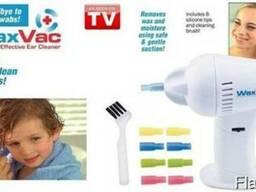 Прибор для удаления ушной серы Вакс Вак, ушечистка WaxVac - фото 5