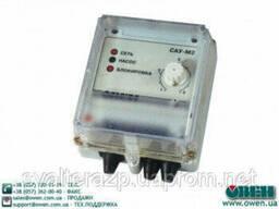 Прибор для управления электроприводом погружного насоса. . .