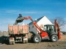 Приборка строительных площадок