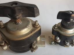 Приборы ПВ-3-16, ПНВ -30 У3, ПН-2-У3, розетка наружная, Разъем кабельный