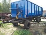 Прицеп 2ПТС-9, 2ПТС-10, 2ПТС-16, 2ПТC-20 на трактор зерновоз - фото 1
