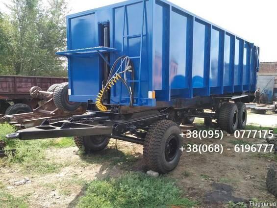 Прицеп 2ПТС-9, 2ПТС-10, 2ПТС-16, 2ПТC-20 на трактор зерновоз