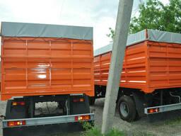 Прицеп грузовой самосвал 2ПТС-14