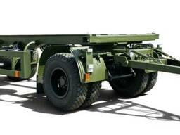 Прицеп-контейнеровоз КрАЗ А181K2