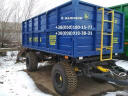 Прицеп тракторный 2ПТС-6. Документы.