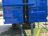 Прицеп тракторный 2ПТС-9 (полуприцеп НТС-16) - фото 2