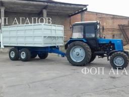 Полуприцеп тракторный НТС - 10