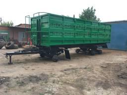 Прицеп тракторный НТС-20 (зерновоз 3ПТС-12)