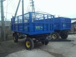 Прицеп тракторный ПТС-4