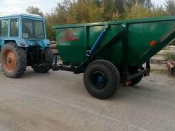 Прицеп тракторный самосвальный НТС - 5