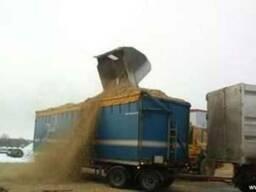 Прицеп зерновоз б.у