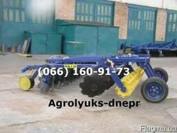 Прицепная дисковая АГД-4,5Н для трактора Т-150К, К-700 прода