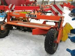 Прицепная косилка Fella SM 313 (Дания) - фото 3
