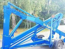 Прицепной подъемник Upright TL33, 12 метров!
