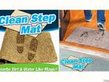 Придверный коврик Clean Stеp Mat - фото 5