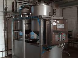Приемка молока ДУЭТ 10-35 тон