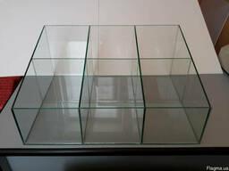 Прикассовый стеклянный куб, торговое оборудование, диспенсер