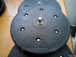 """Прикочуюче колесо в зборі з підшипником 1"""" x 12"""", AA43899"""