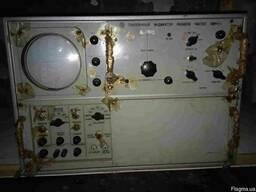 Прилад панорамний індикатор розносу частоти ПИРЧ-1