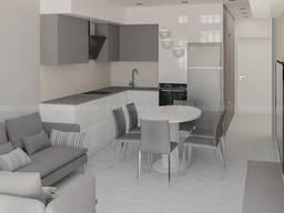 Пример дизайн интерьера Жилой Комплекс Seven Киев Архимас